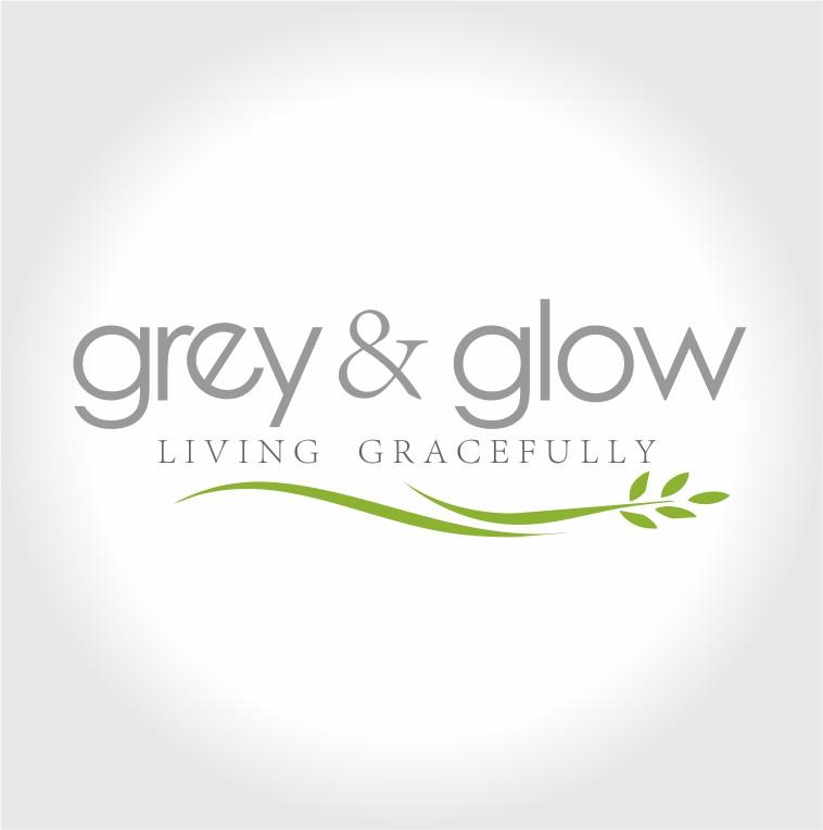 greya and glow logo