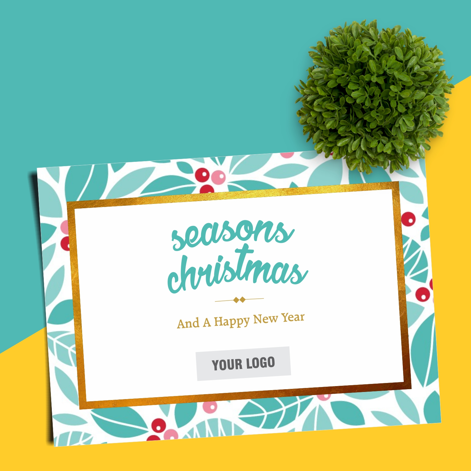 christmas greeting card digital mydesigns4u graphic website design