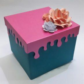 cake gift box