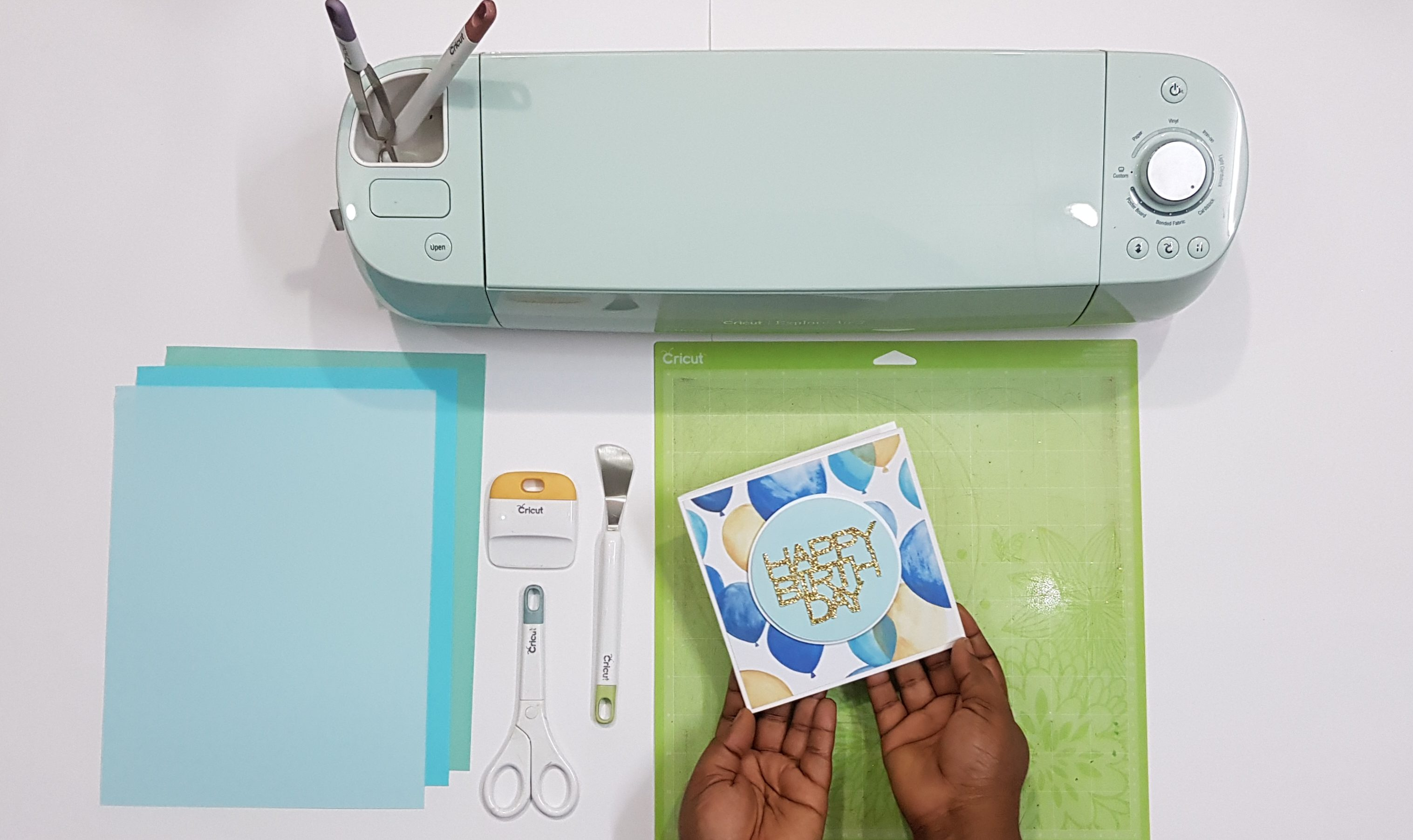 cricut workshop